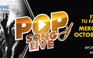 "Imagine La Radio organise un nouveau ""Pop Song Live"" à Gap"