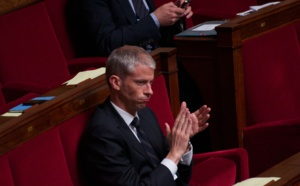Qui est Franck Riester, nouveau ministre de la culture ?