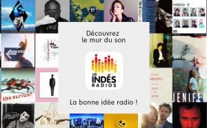Les Indés Radios, 5e groupe de radios au classement de l'ACPM