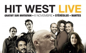Hit West prépare un Hit West Live à Nantes