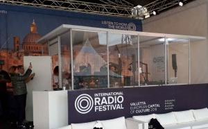 L'International Radio Festival 2019 de Malte : c'est parti !