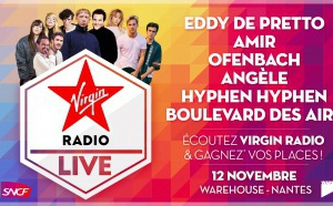 "Un ""Virgin Radio Live"" à Nantes"