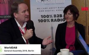 WorldDAB à Berlin : entretien exclusif avec Bob Shenan (BBC) et Siobhan Kenny (Radiocentre)