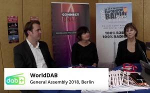 WorldDAB à Berlin : le DAB+ en Allemagne, en Angleterre et en Australie