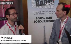 WorldDAB à Berlin : écrans et GPS dans les voitures, où en est la radio ?