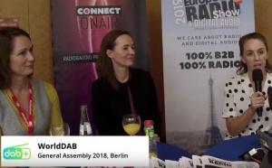 WorldDAB à Berlin : des programmes innovants pour de nouvelles audiences