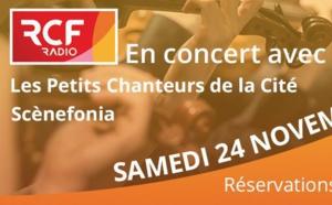 Un concert de soutien à RCF Anjou