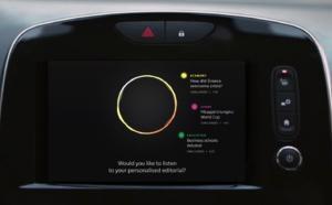 Le MAG 105 - AEX, la future voiture-média de Renault