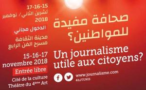 Les Assises du journalisme s'exportent en Tunisie