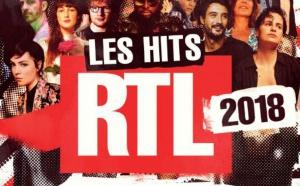 """Parution de la compilation """"Les Hits RTL 2018"""""""