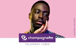 Le chanteur Dadju invité de Champagne FM