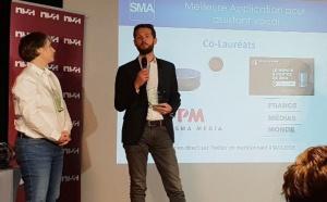 Un trophée SMA pour France Médias Monde