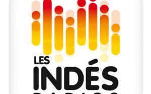 Les Indés Radios : 4ème groupe de radios le plus écouté en digital