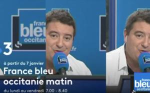 Les matinales de deux stations France Bleu sur France 3 ce lundi