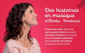 "Radio Classique : ""Les Histoires en musique"" arrivent en podcast"