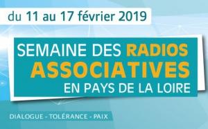 Semaine des radios associatives en Pays de la Loire : du 11 au 17 février 2019