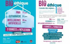 Bioéthique : RCF Anjou organise 3 conférences