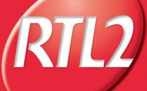 RTL2 : plus forte progression annuelle des radios musicales