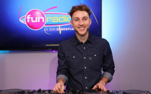 Le DJ Alex Wat rejoint l'équipe de Fun Radio