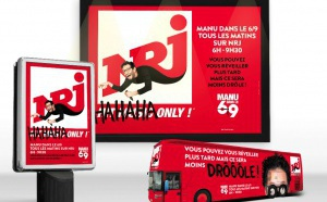 NRJ Lance une vaste campagne de communication
