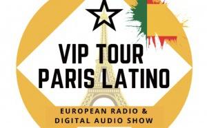 VIP Tour Paris Latino : une journée en prélude du Salon de la Radio