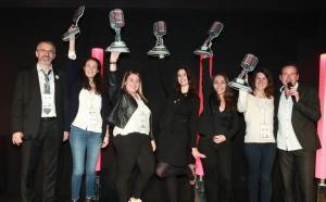 Salon de la Radio : des Jeunes Talents très féminines