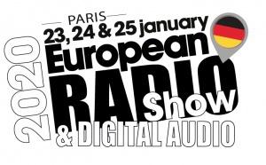 Salon de la Radio 2020 : l'Allemagne pays à l'honneur