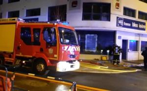 Les locaux de France Bleu Isère détruits par un incendie criminel