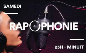 """Sur Mouv' """"Rapophonie"""" : une émission internationale de rap francophone"""