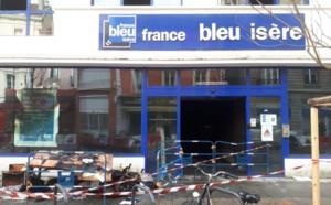 Un groupe anarcho-libertaire revendique l'incendie de France Bleu Isère et d'un émetteur TDF