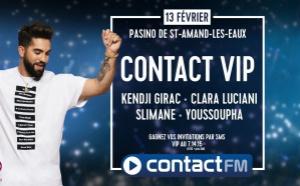 """Un nouveau """"Contact VIP"""" pour la radio Contact FM"""