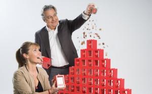 Bel RTL lance l'opération Pièces Rouges au profit du Télévie