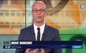 CSA : Gérard Larcher propose de nommer le journaliste Hervé Godechot