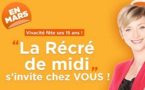 Belgique : la radio VivaCité a 15 ans