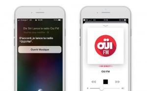 OUI FM est désormais disponible sur Apple Music