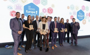 Europe 1 récompense les talents qui innovent en France
