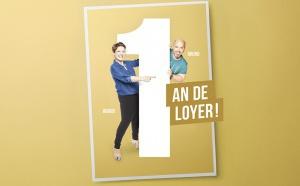 Un an de loyer à gagner sur Nostalgie Belgique