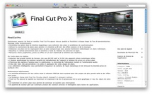 Flashback en 2011 - Apple Final Cut Pro et la radio