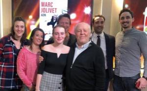 L'humoriste Marc Jolivet sur Rire & Chansons
