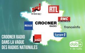 DAB+ métropolitain : la déception de Crooner Radio
