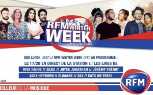 RFM Winter Week : du 11 au 15 mars à Avoriaz