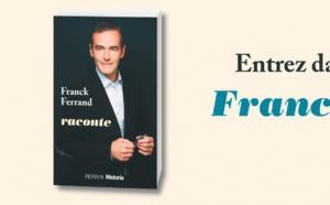 """""""Franck Ferrand raconte"""" 20 histoires dans un livre"""