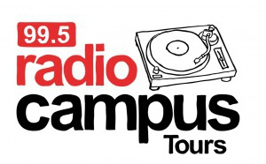 Radio Campus Tours aux Assises du journalisme