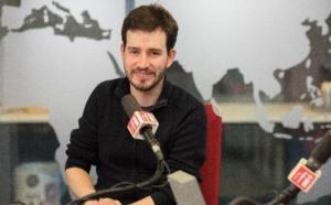 """Steven Jambot était, jusque fin 2018, rédacteur en chef adjoint de """"Mashable avec France 24"""""""