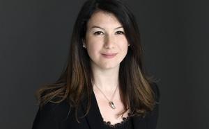 Catherine Doumid, directrice des relations extérieures à Radio France,  a pris ses fonctions le 11 mars 2019. © RF/Christophe Abramowitz