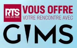 Le chanteur Gims invité de la radio RTS