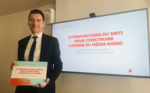"""Alain Liberty : """"J'appelle à la création d'une fédération de la radio"""""""