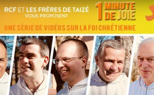 La semaine sainte en direct de Taizé avec RCF