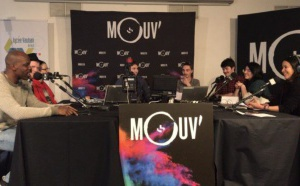 Mouv' en direct de Rouen