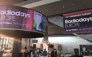 Coup d'envoi des 10e Radiodays Europe à Lausanne